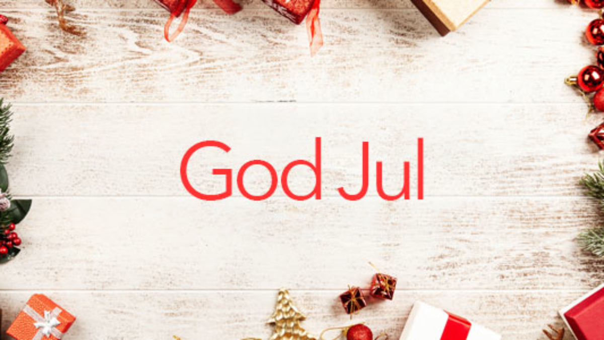 God Jul önskar Planima!