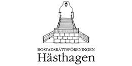 Logo för Brf Hästhagen