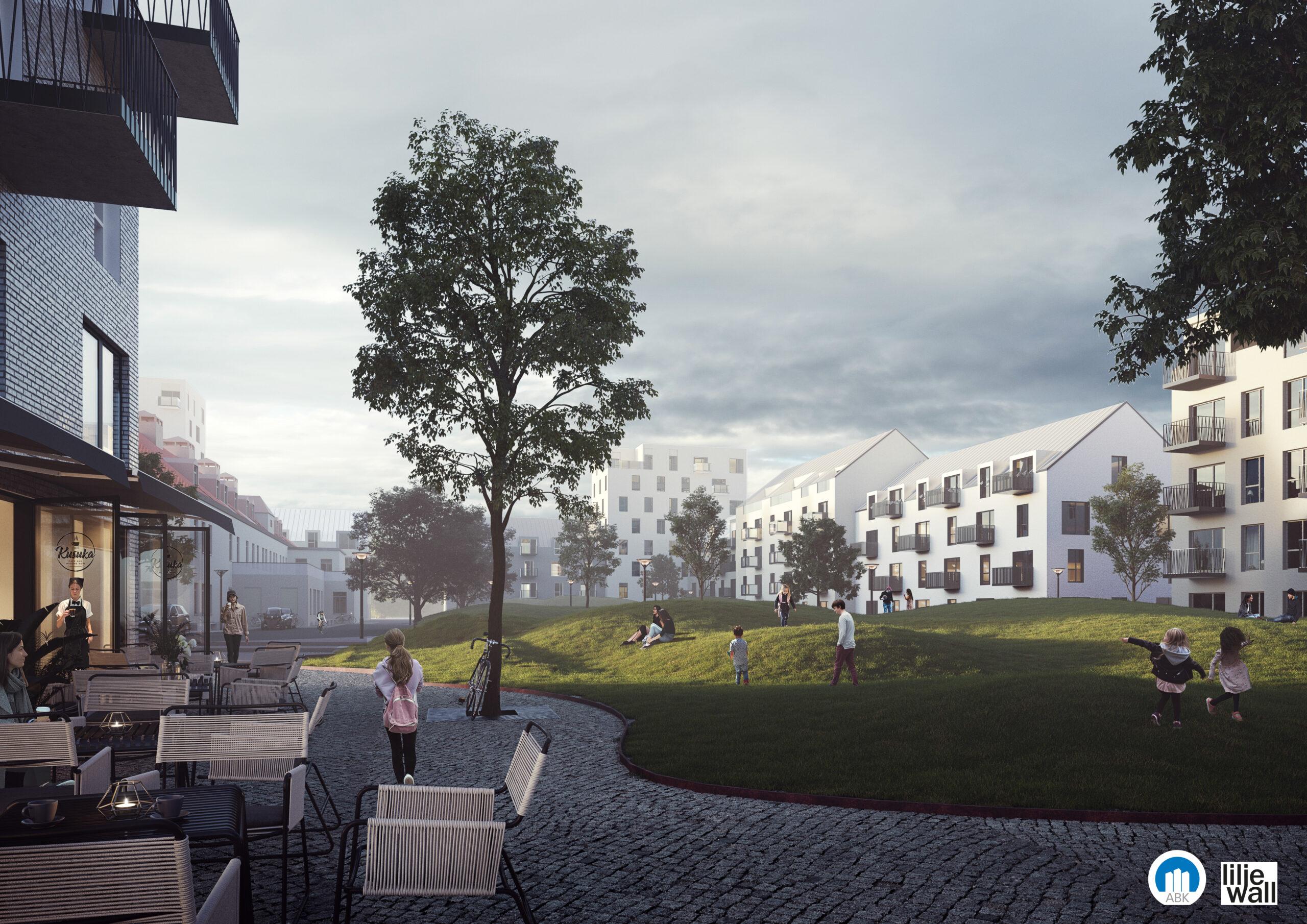 Kristianstadsbyggen börjar med digitala underhållsplaner i Planima