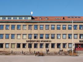 Fastighet i Degerfors