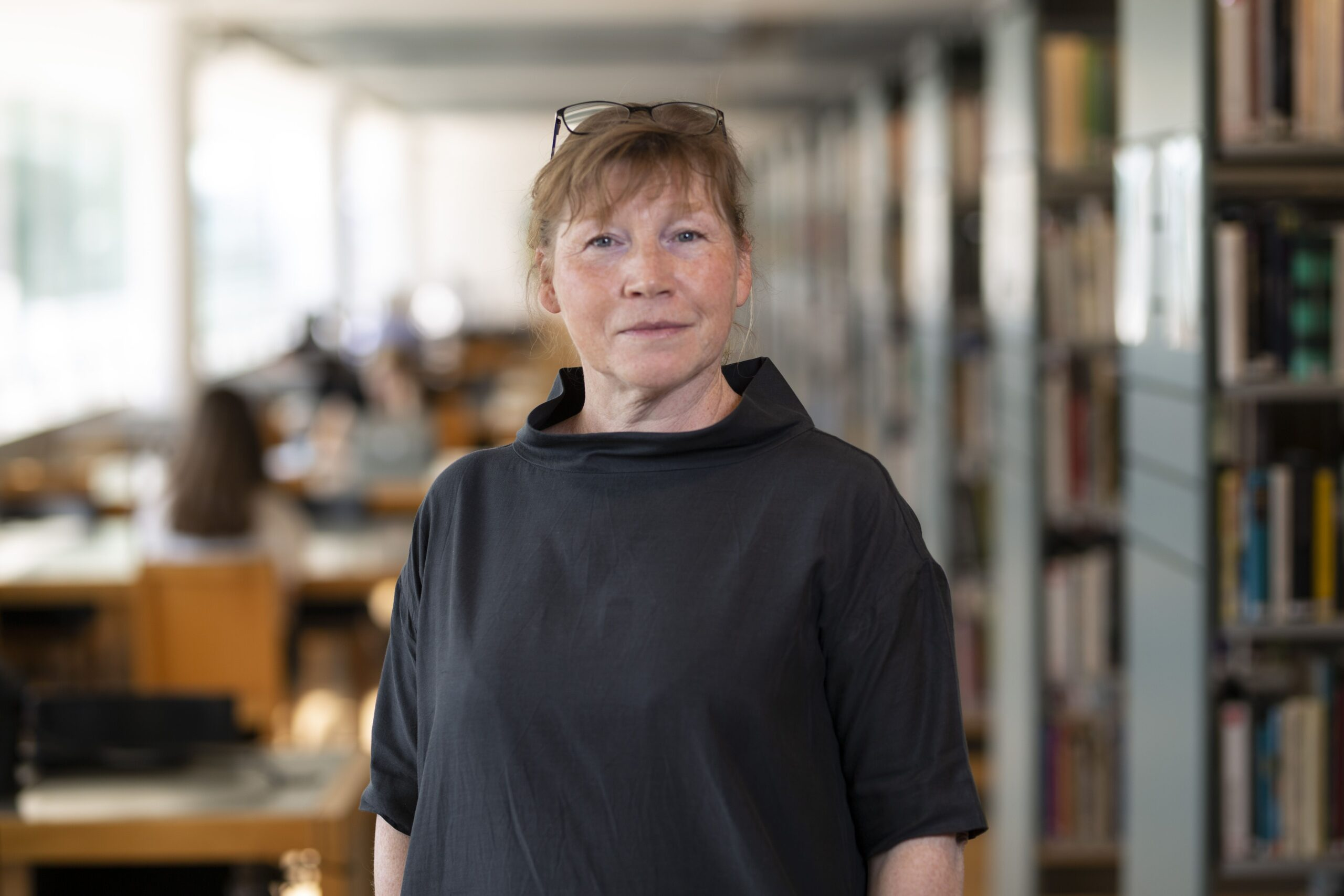 Petra Eriksson, ansvarig för kurser på byggingenjörsprogrammet på Uppsala Universitet.